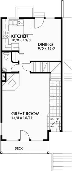 Contemporary 3 Story House Floor Plans Plan For Duplex Inside Design Inspiration