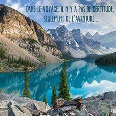 Les citations de voyage nous inspirent. Voici les plus belles pour prolonger nos voyages...