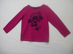 HANNA ANDERSSON TODDLER GIRLS SIZE 100 (4) TOP 100% COTTON EVERYDAY SUMMER #HannaAndersson #Everyday