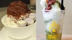 10 Places for Shaved Ice Desserts in Manila