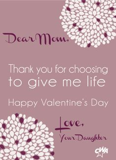 Pro Life valentines day card!