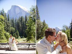 Yosemite Wedding by Jennifer Williams Photography