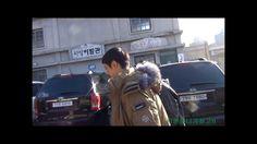 20140127  KBS감격시대 순천세트장에서 퇴근하는 김현중  KIM HYUN JOONG / TIME 3:08 -POSTED 27JAN2014 - IG FILMING