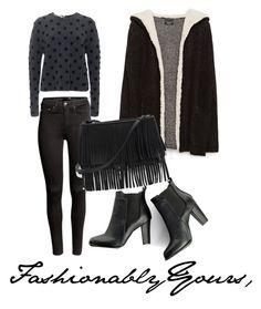 Polka Dot Tuesday by fashionablyy0urs on Polyvore featuring Thakoon Addition, Zara, H&M, SWEET MANGO, White House Black Market and PolkaDotTuesday