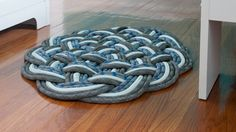Exclusive Bonny Sailing Rope Mat in Room