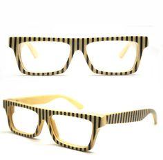 7e728f19f8 Items similar to Unique Black stripes TAKEMOTO LOVE-COLOR handmade bamboo  sunglasses glasses on Etsy