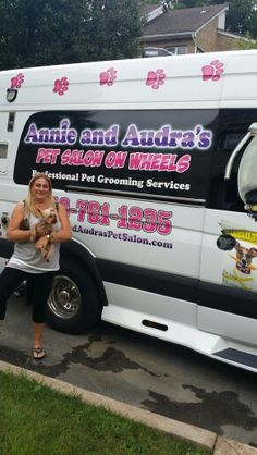 One of our sweets and most loyal clients