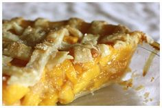 I just made this tonight and it is perhaps the best peach pie I have ever made!