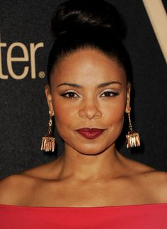 Sanaa Lathan Photos Photos - 'The Best Man Holiday' Premieres in Hollywood — Part 2 - Zimbio