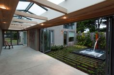 outdoor skylight - Google Search