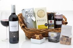 £42.55. Tatton Hamper. Presented in an attractive wicker tray, this hamper contains a selection of treats to enjoy both in the morning and evening! http://www.lordsgifts.co.uk/hamper/tatton_hamper/237/