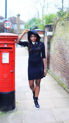 THE COLLARD DRESS - My Blog