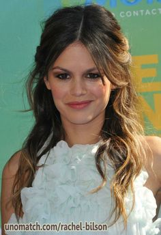 Rachel Bilson is an American actress. Bilson grew up in a California show business family. She is currently starring as Dr. Zoe Hart on The CW's Hart of Dixie.
