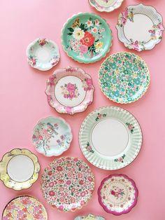 Tea Party Plates | Shop Sweet Lulu