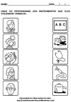 27.04-Atividade-Sobre-as-Profissões-Para-a-Educação-Infantil-e-o-Maternal.-Exercício-Para-Imprimir-Para-o-Dia-do-Trabalhador.jpg (720×1040)