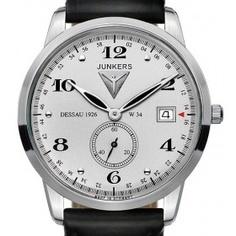 Reloj Junkers 6334-4 Cuarzo Flatiline Plateado