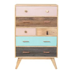 Buy the January Six Chest of Drawers at Oliver Bonas. We deliver Furniture throughout the UK within 5-12 working days from £35.