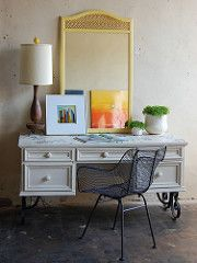 rescued furniture | by the style files