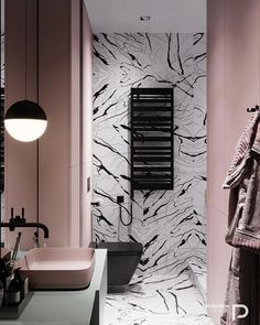 Striking photo - visit our page for many more creative concepts! #cementtilebathroom