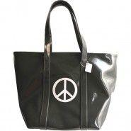 Anne charlotte goutal Cabas School peace and love en vente sur http://www.matemonsac.com