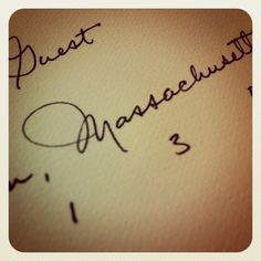 EmilyAnne Script. Handwriting. Calligraphy.