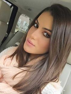 Really Pretty Long Straight Hairstyles - Long Hairstyles 2015