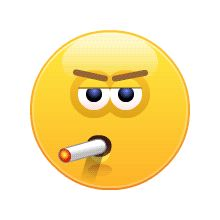 The perfect Smoking Smiley Coughing Animated GIF for your conversation. Discover and Share the best GIFs on Tenor. Animated Smiley Faces, Funny Emoji Faces, Animated Emoticons, Animated Gif, Skype Emoticons, Funny Emoticons, Smiley Emoticon, Emoticon Faces, Emoji Images