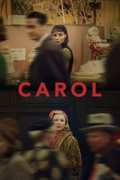 Watch Carol full HD movie online - movies, series online, New York, a department-store clerk who dreams of a better life falls for an older, married woman. 2015 Movies, Hd Movies, Movies To Watch, Movies Online, Movies 2019, Rooney Mara, Cate Blanchett, Streaming Vf, Streaming Movies