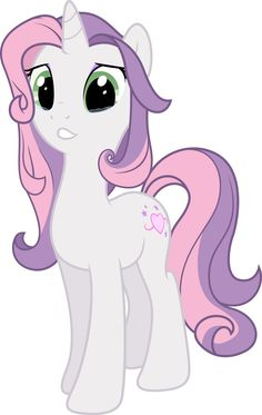 Sweetie Belle - Beauty of a voice by Quanno3.deviantart.com on @deviantART