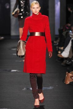 See the complete Diane von Furstenberg Fall 2012 Ready-to-Wear collection.