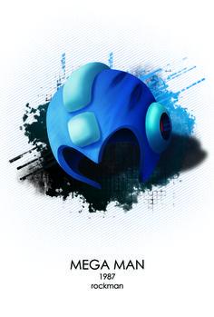 Mega Man - 1987 - rockman