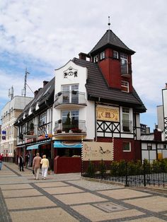 Ustka, Poland - Museum of Bread