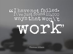 Failing will help you on your journey to #success in your #business. #quote #failure #entrepreneurship