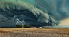 Grand Prairie Storm   ---nature is amazing