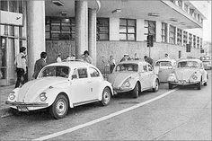 Aeroporto de Congonhas 1968, Sao Paulo antiga