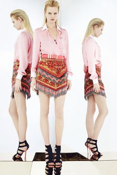 Resort 2014 Trend: Razzle Tassel (Pucci Resort 2014) [Courtesy Photo]