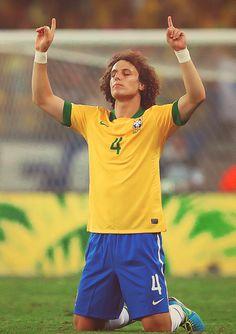 davis luiz Football Soccer, Football Players, David Luiz Chelsea, X Games, Psg, Ronaldo, All Star, People, Brazil