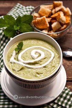 Cream of Pea Soup. Cream of Pea Soup. (in Romanian) Soup Recipes, Great Recipes, Favorite Recipes, Healthy Recipes, Recipe Ideas, Alcohol Cake, Pea Soup, Crock Pot Slow Cooker, Fun Drinks
