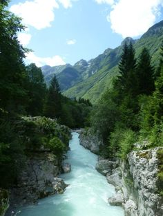 In 1949, this region including the Martuljek stream was proclaimed a nature park, and it was incorporated into the Triglav National Park in 1981. Description from pinterest.com. I searched for this on bing.com/images