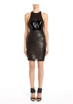 5ddefb441e4 leather! i love alexander wang! Back To Black