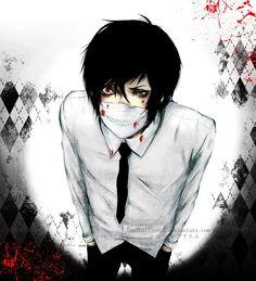 Risultati immagini per dr smiley creepypasta Dr Smiley Creepypasta, Creepypasta Characters, Anime Characters, Jeff The Killer, Kaneki, Hot Anime Guys, Anime Love, Awesome Anime, Awesome Stuff