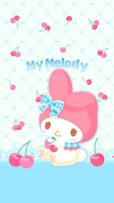 My Melody Wallpaper, Sanrio Wallpaper, Friends Wallpaper, Iphone Wallpaper, My Melody Sanrio, Hello Kitty My Melody, Hello Sanrio, Hello Kitty Backgrounds, Hello Kitty Wallpaper