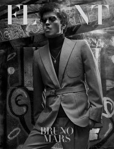 Bruno Mars by Hunter Gatti for Flaut, January 2013