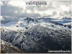 Ascensión a la mayor altura de la sierra de Xistréu, la Peña Valdiglesia, desde el pintoresco pueblo de Salentinos (Páramo del Sil, León).