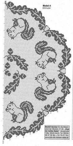 ru / Фото - LH 836 - Summerville - how cute is this! Filet Crochet Charts, Crochet Doily Patterns, Crochet Doilies, Cross Stitch Patterns, Crochet Fall, Crochet Cross, Thread Crochet, Cross Stitch Pillow, Mini Cross Stitch
