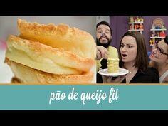 Pão de Queijo Fit | COZINHA PARA 2 : Cozinha para quem não sabe cozinhar. Sem fogão, sem complicação. Vídeos de receitas deliciosas, com poucos ingredientes. Tudo simples e rápido.