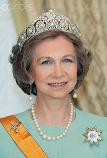 """MIS JOYAS REALES"": España: Tiara Cartier"