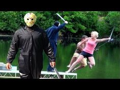 Friday the 13th Prank.  You have to watch this; it's probably the best prank vid I've ever seen!!