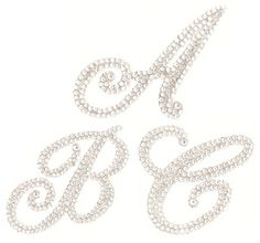 Glitter Stickers > Alphabet & Numbers > Letter W Glitter Bling - Making Memories: Stickers Galore