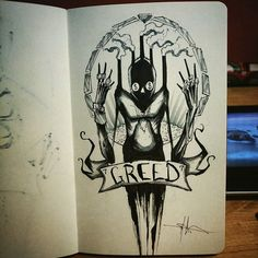 Greed - Shawn Coss